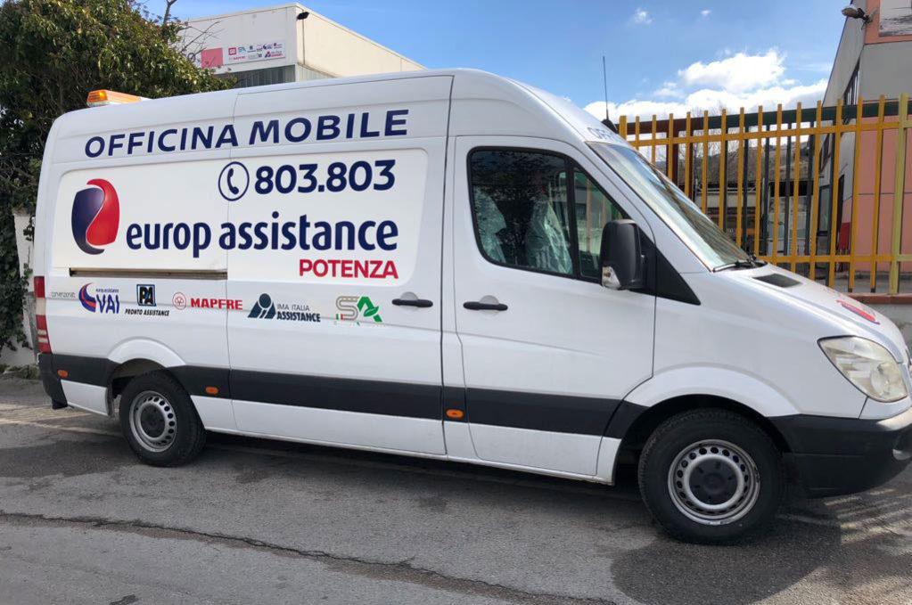 Officina Mobile - Miglionico Service Car